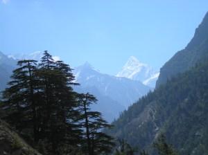 Himalayan Mountain Range