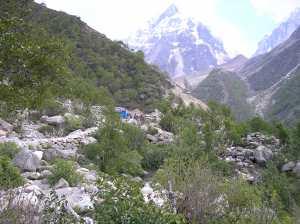 Himalayan Mountain Trek